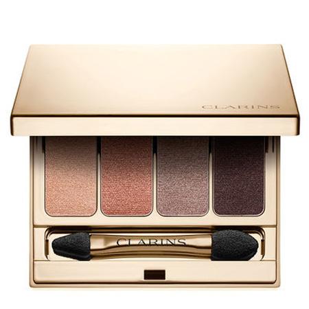 Clarins, 4-Colour Eyeshadow Palette, 01 Nude, около 2 700 рублей