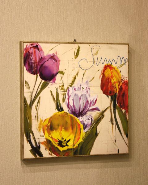 Цвет в интерьере: фото