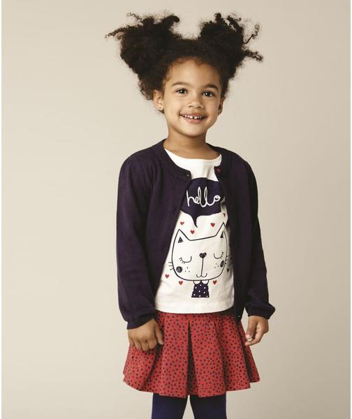 Бренд Mothercare представил новую коллекцию детской одежды