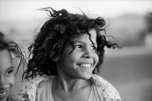 Маленькая египтянка. 1983 год.