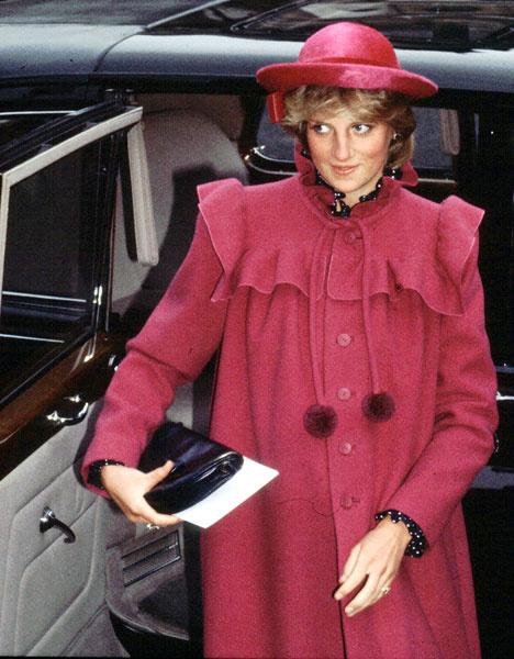 Принцесса Диана, 1982 год