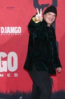 Тарантино в 2013 году в Берлине на премьере фильма «Джанго освобожденный»