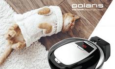 Polaris: о роботе-пылесосе начистоту