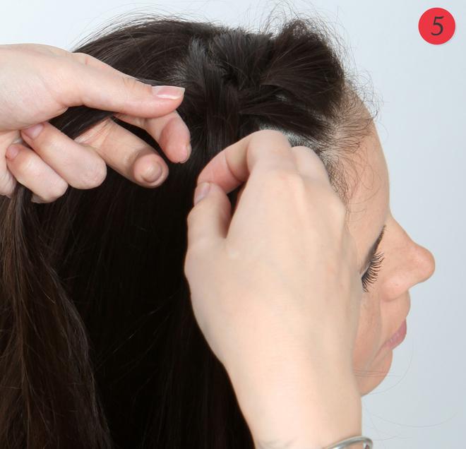 как плети французскую косу