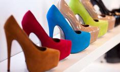 Распродажи в Новосибирске: летние туфельки в полцены