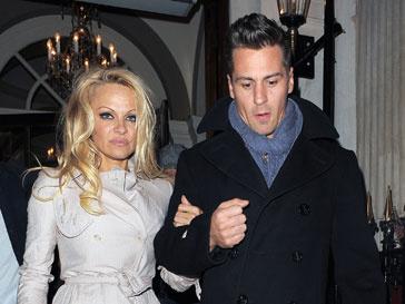 Памела Андерсон (Pamela Anderson) с Мэттом Эверсом (Matt Evers)