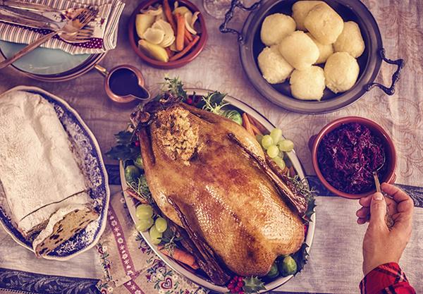 новогодние традиции в России