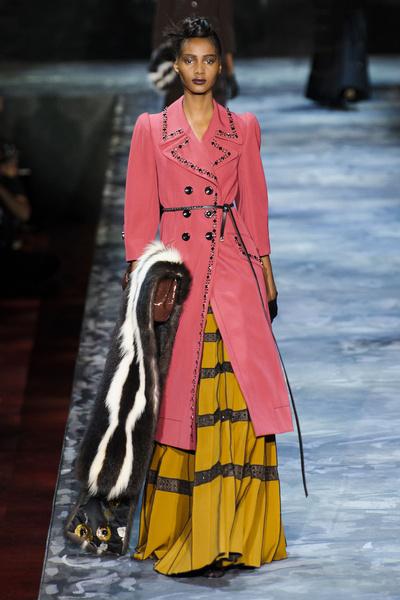 Показ Marc Jacobs на Неделе моды в Нью-Йорке   галерея [1] фото [12]