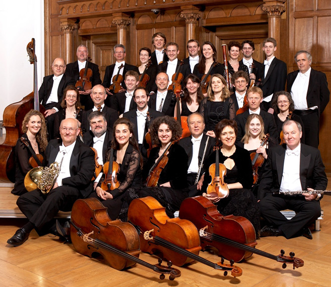 Английский камерный оркестр