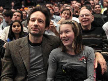 Дэвид Духовны (David Duchovny) и его жена решили пожить отдельно