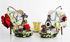 Выбираем самые оригинальные туфли!