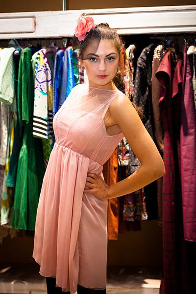 Платье от Ольги Косиновой