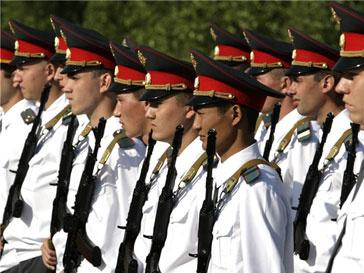 Милиция России отмечает профессиональный праздник