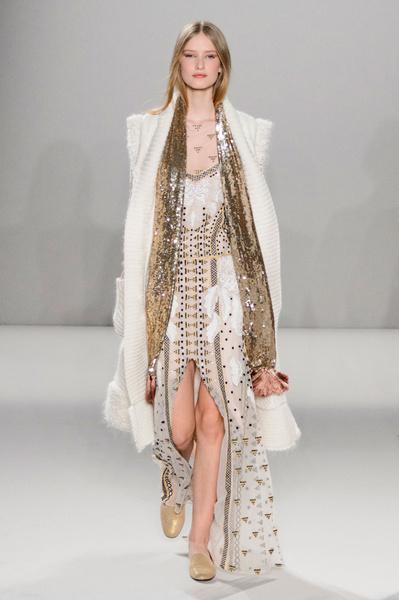 Неделя моды в Лондоне: 22 февраля   галерея [2] фото [2]