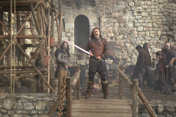 Рыцари теперь встречаются в основном в кино