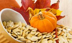 Жареные тыквенные семечки: вкус и польза