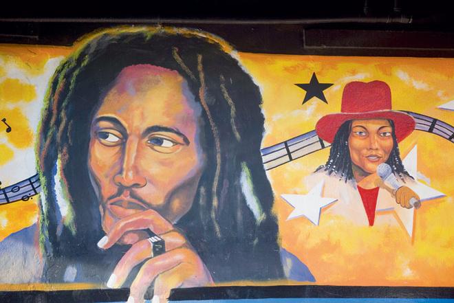 Ямайка — это один большой музей Боба Марли.