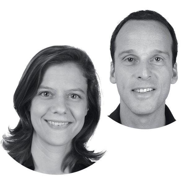 Элиза и Микаэль Катуар, архитектурное бюро Catoir