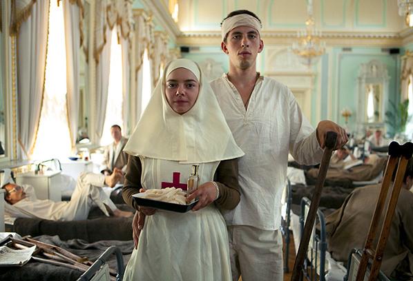 «Елки-1914», Вера Панфилова