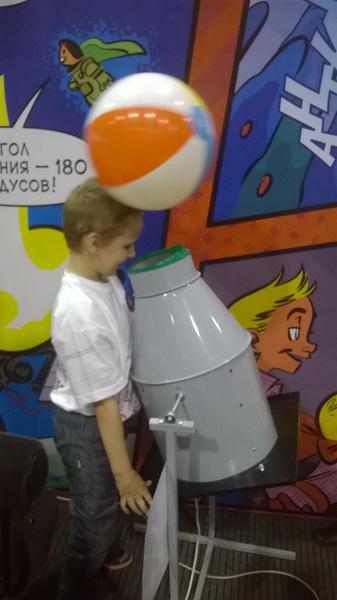 фестиваль РобоСиб в Иркутске