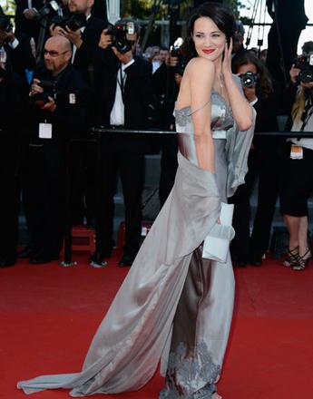 Азия Ардженто (Asia Argento) на церемонии закрытия 66-го Каннского кинофестиваля