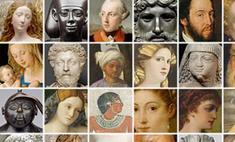 Выставка интересных портретов в Вене