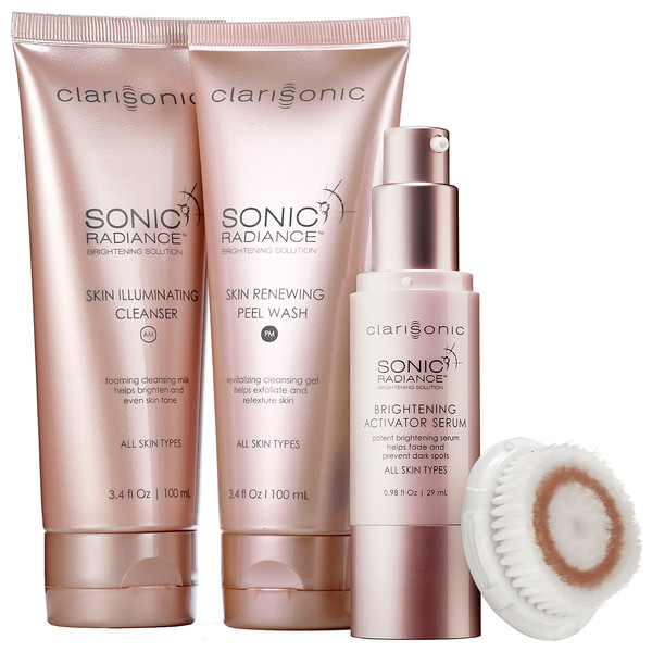 Clarisonic, Sonic Radiance Brightening solution