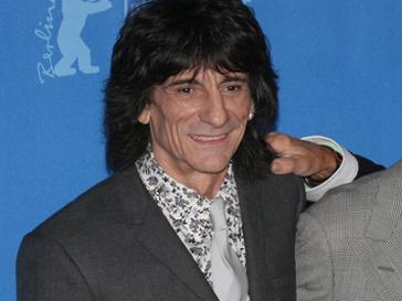Гитарист The Rolling Stones Ронни Вуд