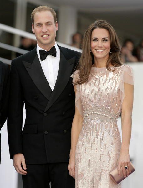 История любви Кейт Миддлтон и принца Уильяма в фотографиях   галерея [1] фото [1]