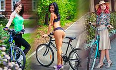 Крути педали: выбери самую яркую велосипедистку Воронежа