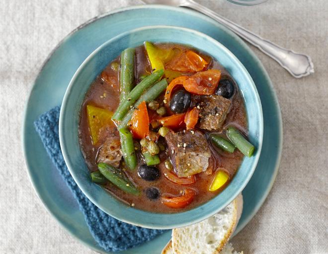 суп с вермишелью на говяжьем бульоне рецепт