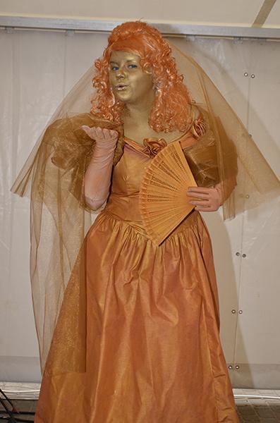 30 августа в Калуге пройдет фестиваль живых скульптур