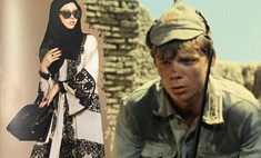 Открой личико: коллекция хиджабов и абай от D&G