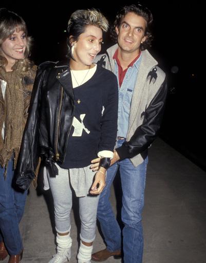 Шер, 1985 год