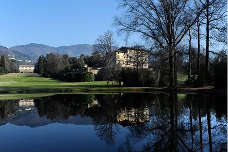 Вилла Марлия в Тоскане станет отелем | галерея [1] фото [38]