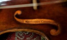 Скрипка Страдивари ушла за рекордную сумму