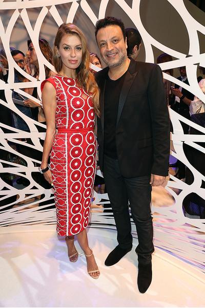 Виктория Боня и Зухаир Мурад