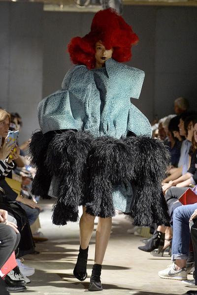 Неделя моды в Париже: день пятый   галерея [4] фото [1]
