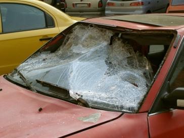 Торнадо в Петербурге