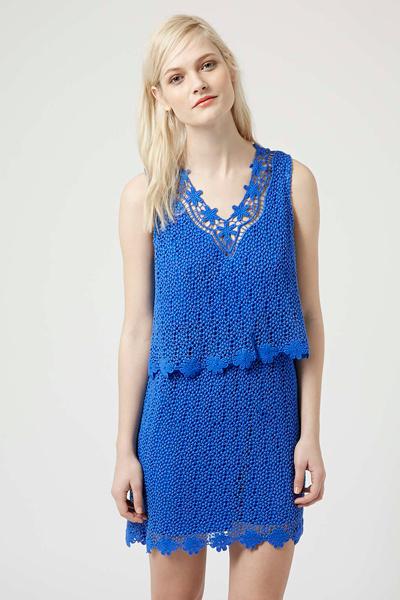 Платье Topshop, 4399 руб.