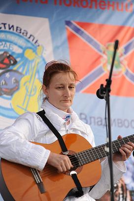 Директор фестиваля Людмила Жердзинская