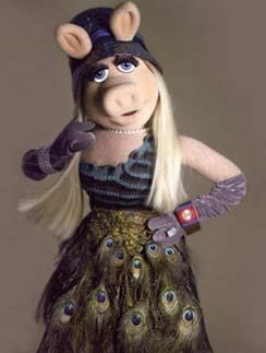 Мисс пигги