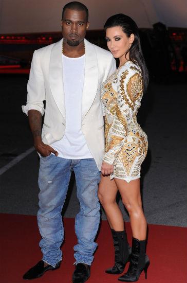 Ким Кардашьян, Канье Уэст (Kim Kardashian, Kanye West)