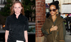 Стелла Маккартни и Рианна создадут совместную линию одежды