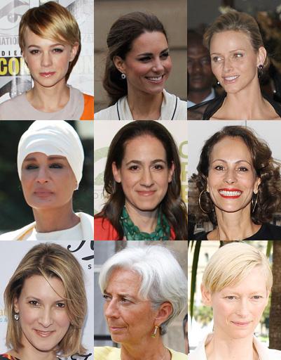 Журнал Vanity Fair выбрал самых стильных женщин года