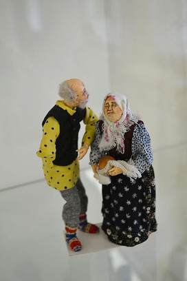 миниатюрные куклы Ирины Верхградской