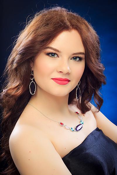 Ксения Зырянова, «Ты уникальна - 2016», фото
