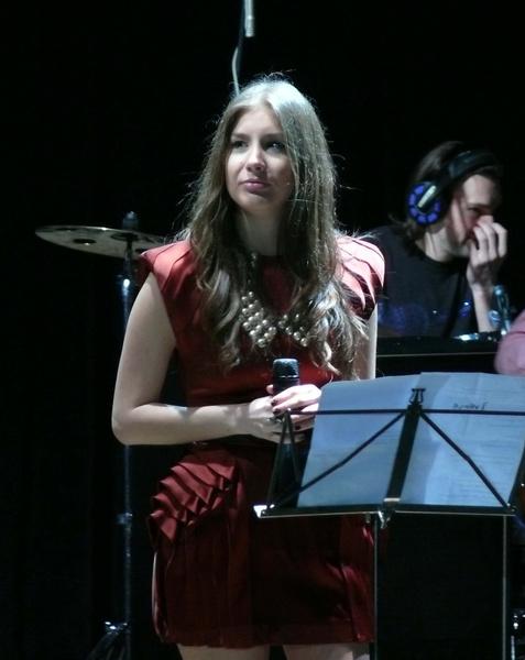 Кети Топурия в Воронеже