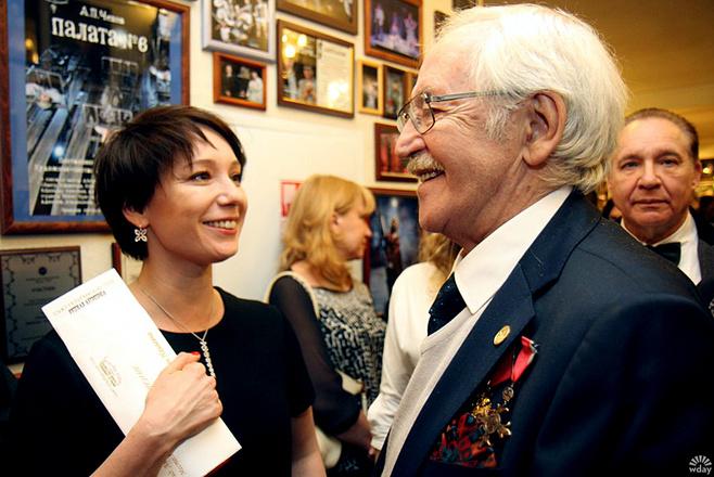 В Петербурге назвали лауреатов премии имени Андрея Миронова: фото, подробности