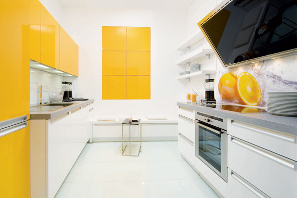 Модные кухни
